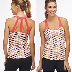 Fabletics Zion Athletic Tank Top with Built-In Bra